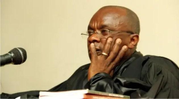 Évitez la prison : le conseil du juge Jean Wilner Morin en raison de la fermeture de l'appareil judiciaire - Jean Wilner Morin