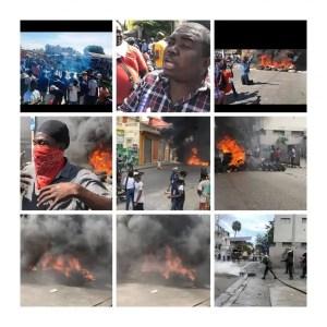 Répressionpolitique:plusieurs militantspolitiquesarrêtés aucoursde lajournéede jeudi 21 janvier. - André Michel, Nenel Cassy, oposition