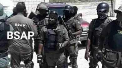 Haiti: Affrontemententre lesagentsde laBSAPet laPNH, bilan 3 morts et deux blessés. - Léon Charles