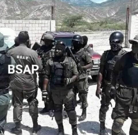 Haiti: Affrontemententre lesagentsde laBSAPet laPNH, bilan 3 morts et deux blessés. - Jovenel Moïse, Léon Charles
