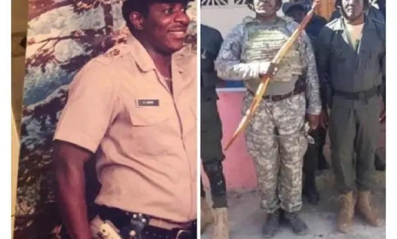 Délius Joseph, un citoyen Haïtien-Américain arrêté lors de l'opération policière à Canaan - Delius Joseph
