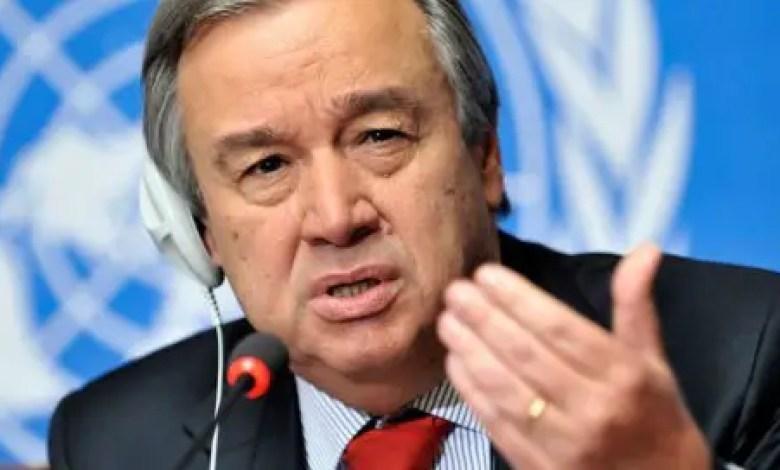 Face aux décisions de Jovenel Moïse, l'opposition s'adresse à l'ONU - Antonio Guterres, Jovenel Moïse, ONU, opposition
