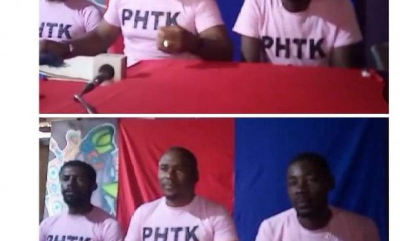 Frustration au sein des militants du Parti Haïtien Tet Kale (PHTK) - Phtk
