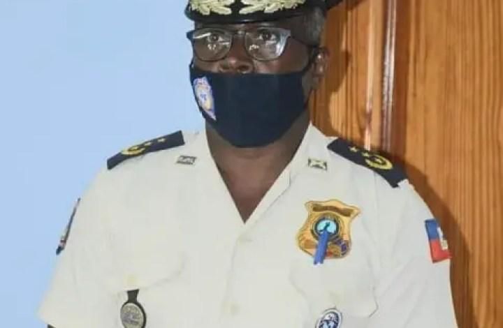 Police : Frantz Lerebours installé à la tête de la direction du personnel - Frantz Lerebours