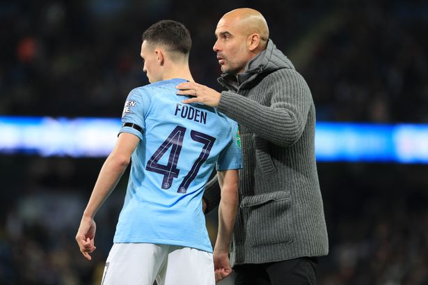 Entre Lionel Messi et Phil Foden, Guardiola fait son choix - Guardiola, Messi, Phil Foden