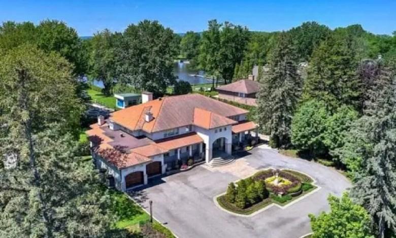 Achat d'une villa de 4.25 millions de dollars par la femme du sénateur Rony Célestin au Canada - Canada, maison, Rony Celestin, villa