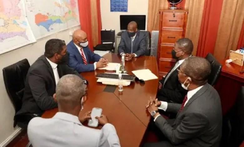 Du référendum aux élections : Le président Jovenel Moïse vérifie les avancées du processus - élections, Jovenel Moïse, ONI, Référendum