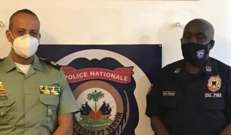 Des spécialistes de la Police colombienne en Haïti pour former des policiers haïtiens contre le kidnapping - Colombie, Haïti, Police
