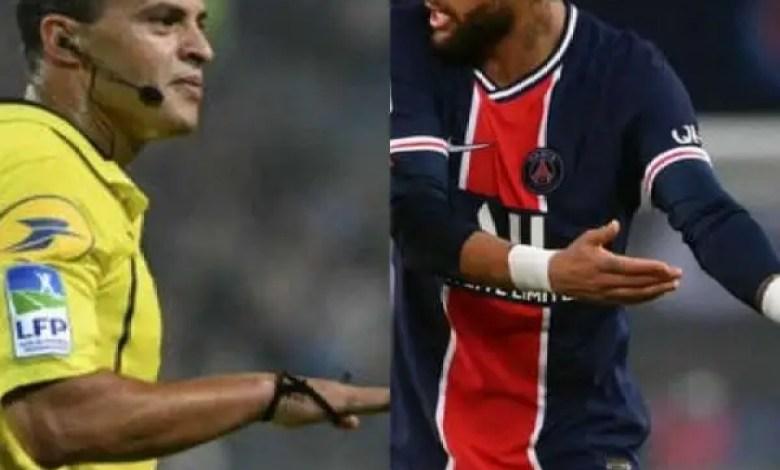 Les conseils de l'ancien arbitre Saïd Ennjimi, pour mieux gérer des joueurs comme Neymar - Neymar, Saïd Ennjimi