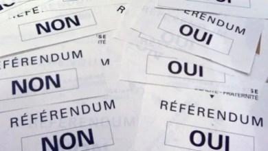 Le Bureau Électoral Départemental du Sud-Est est incendié - Référendum