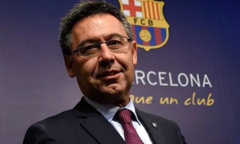 BarçaGate: Arrestation de l'ancien président du Barça Josep Bartomeu - Joseph Bartomeu