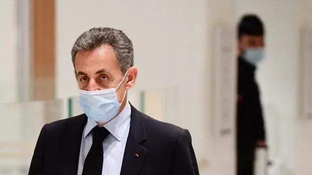 France : L'ancien président Nicolas Sarkozy condamné à trois ans de prison - Nicolas Sarkozy