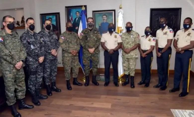SÉCURITÉ : Rencontre entre les responsables haïtiens et dominicains -