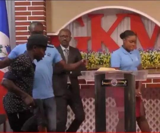 Urgent! Un kidnapping en plein service, trois personnes enlevées à l'Église Galaad de Diquini. - Cellule anti-kidnapping, haiti kidnapping