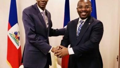 Le Premier ministre Claude Joseph investi dans ses fonctions - Claude Joseph