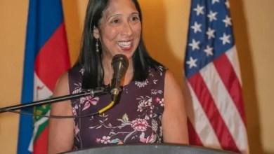 Haiti: l'Ambassadrice Sison nommée à un poste au Département d'État américain, et sera remplacée - Michele Jeanne Sison