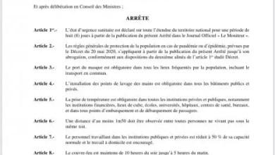 Non-respect du couvre-feu annoncé par le gouvernement - couvre-feu, Covid-19, Haïti