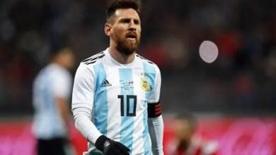 Copa America 2021: Lionel Messi exprime sa détermination - Lionel Messi