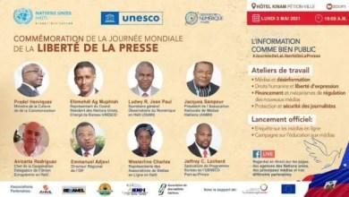 Haïti/UNESCO : les médias en ligne au cœur de la commémoration de la Journée Mondiale de la Liberté de la Presse - Patrimoine