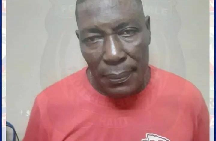 Claudy Etienne interpellé par la Police Nationale d'Haïti pour viol sur une mineure -
