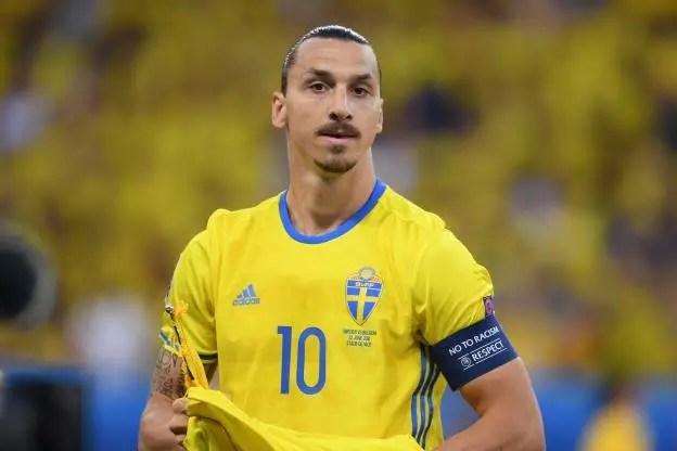 Football: Zlatan Ibrahimovíc forfait pour l'Euro 2020 -