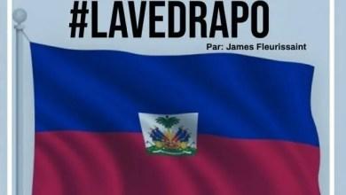 «#LaveDrapo», un mouvement lancé sur le web pour redynamiser le bicolore haïtien - Patrimoine