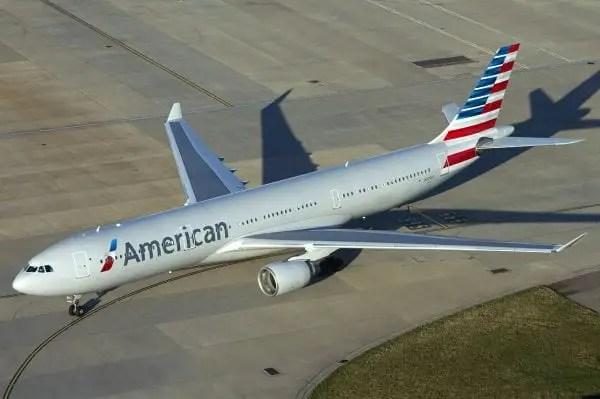 Insécurité : Le vol AA387 d'American Airlines vers Haïti est annulé - American Airlines