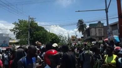 Haïti: protestation contre l'enlèvement du Doyen de l'Université Saint François d'Assise - Jean Baptiste Raymond, Kidnapping