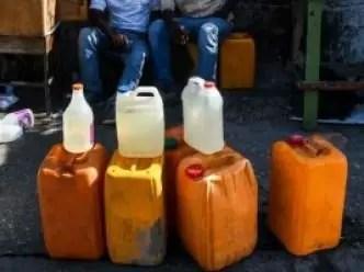 Haïti: Le gouvernement interdit la vente et l'achat de Diesel ou gazoline en gallon ou autres récipients inappropriés -