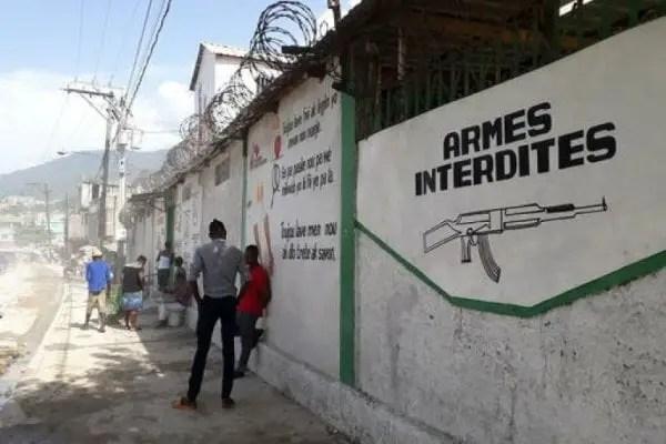 Gangs armés : Médecins sans frontières quitte Martissant -
