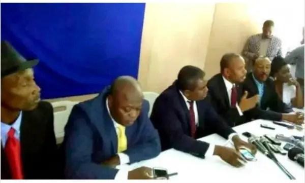 Le SDP et la Fusion pourraient signer l'accord final pour le gouvernement monocéphale d'Ariel Henry - secteur démocratique et populaire