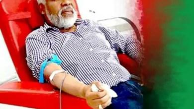 Post-séisme: le RDNP a organisé une journée de collecte de sang au profit des victimes - RDNP, Séisme