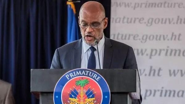 Le Premier ministre Ariel Henry invité au Parquet de Port-au-Prince — Enquête sur l'assassinat de Jovenel Moïse - Ariel Henry, Bed-Ford Claude, Jovenel Moïse