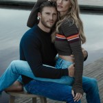 CAMPAIGN: Gisele Bundchen & Scott Eastwood for Colcci Fall 2016 by Gui Paganini