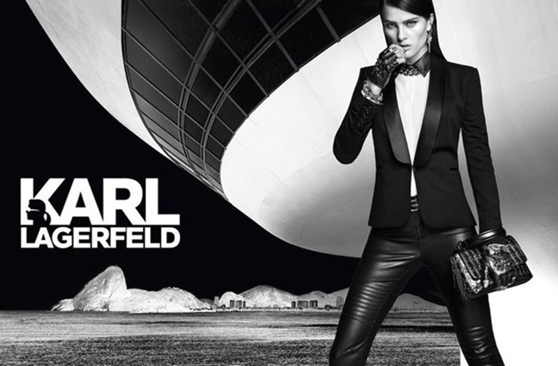 CAMPAIGN Isabeli Fontana for Karl Lagerfeld x Riachuelo Fall 2016 by Nicole Heiniger. Flavia Pommianosky, Davi Ramos, www.imageamplified.com, Image Amplified (4)