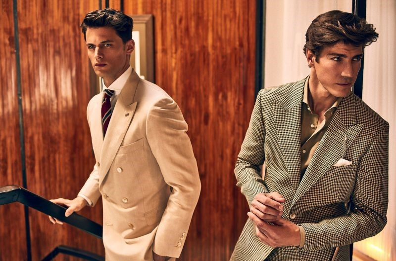 CATALOGUE Oriol Elcacho & Garrett Neff for Massimo Dutti Spring 2016 by Gonzalo Machado. www.imageamplified.com, Image Amplified (2)