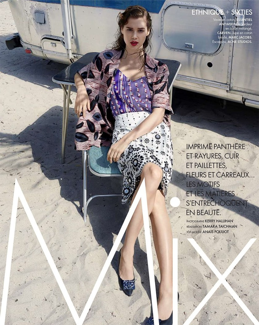 ELLE FRANCE Anais Pouliot by Kerry Hallihan. Tamara Taichman, April 2016, www.imageamplified.com, Image amplified (5)