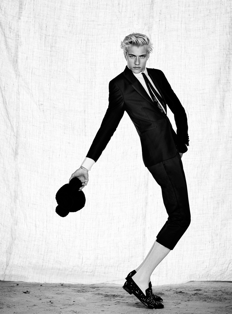 GQ STYLE TURKEY Lucky Blue Smith by Sergi Pons. Kaner Kivanc, Spring 2016, www.imageamplified.com, Image Amplified (2)