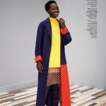 INSTYLE MAGAZINE: Lupita Nyong'o by Thomas Whiteside