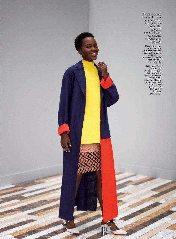 INSTYLE MAGAZINE Lupita Nyong'o by Thomas Whiteside. Melissa Rubini, April 2016, www.imageamplified.com, Image Amplified (5)