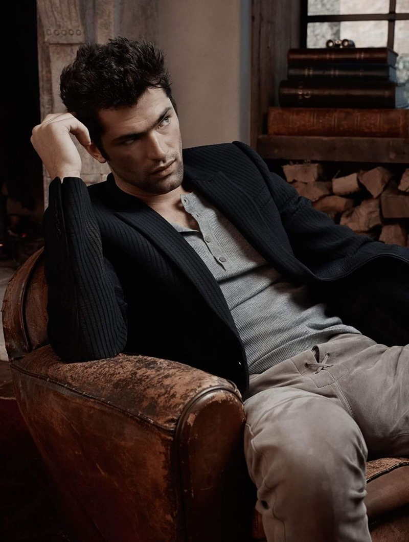 MOJEH MAGAZINE Sean O'Pry by Pieter Henket. Matthew Marden, Spring 2016, www.imageamplified.com, Image Amplified (3)