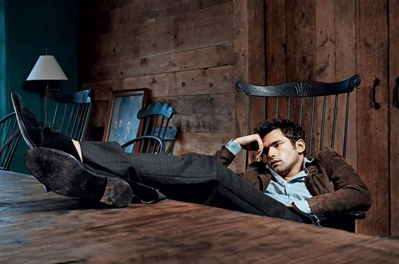 MOJEH MAGAZINE Sean O'Pry by Pieter Henket. Matthew Marden, Spring 2016, www.imageamplified.com, Image Amplified (8)