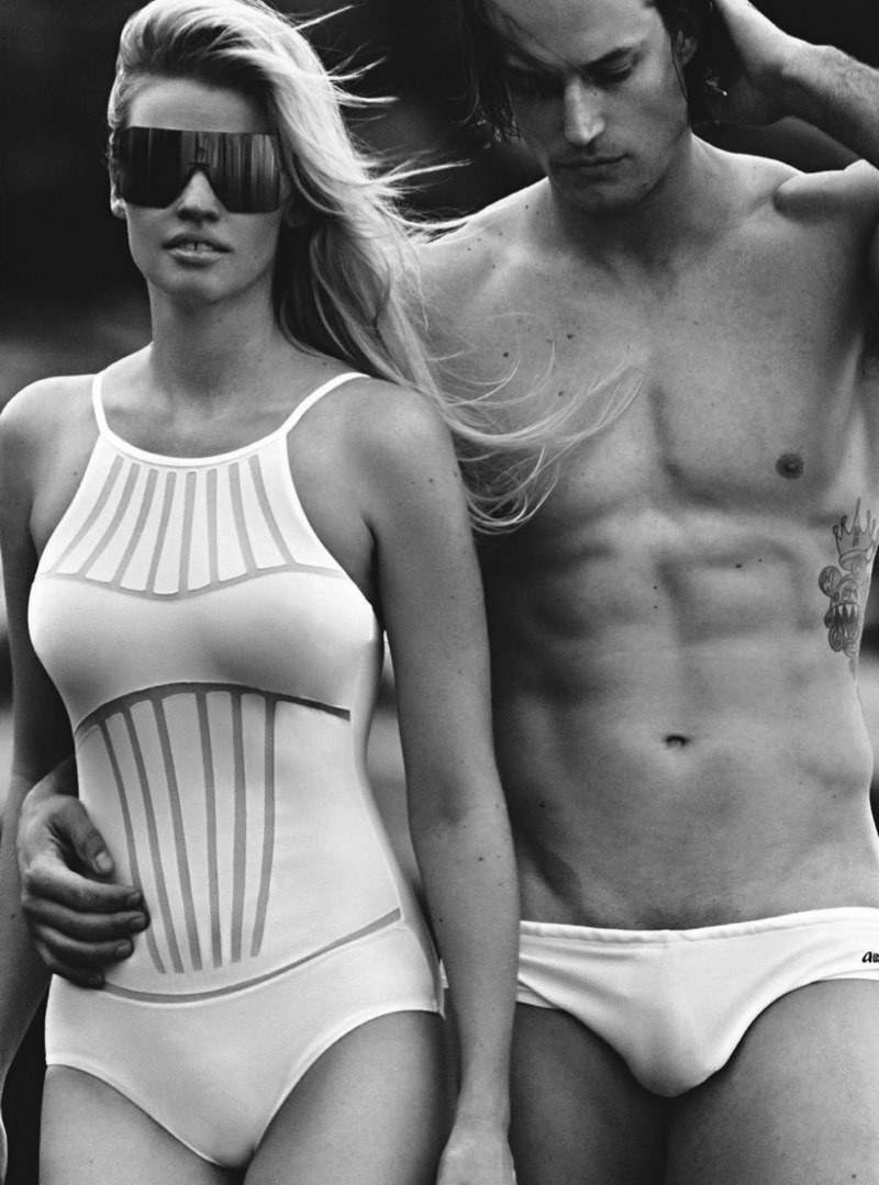 VOGUE AUSTRALIA Lara Stone & David Genat by Mario Testino. Sarajane Hoare, April 2016, www.imageamplified.com, Image Amplified (6)