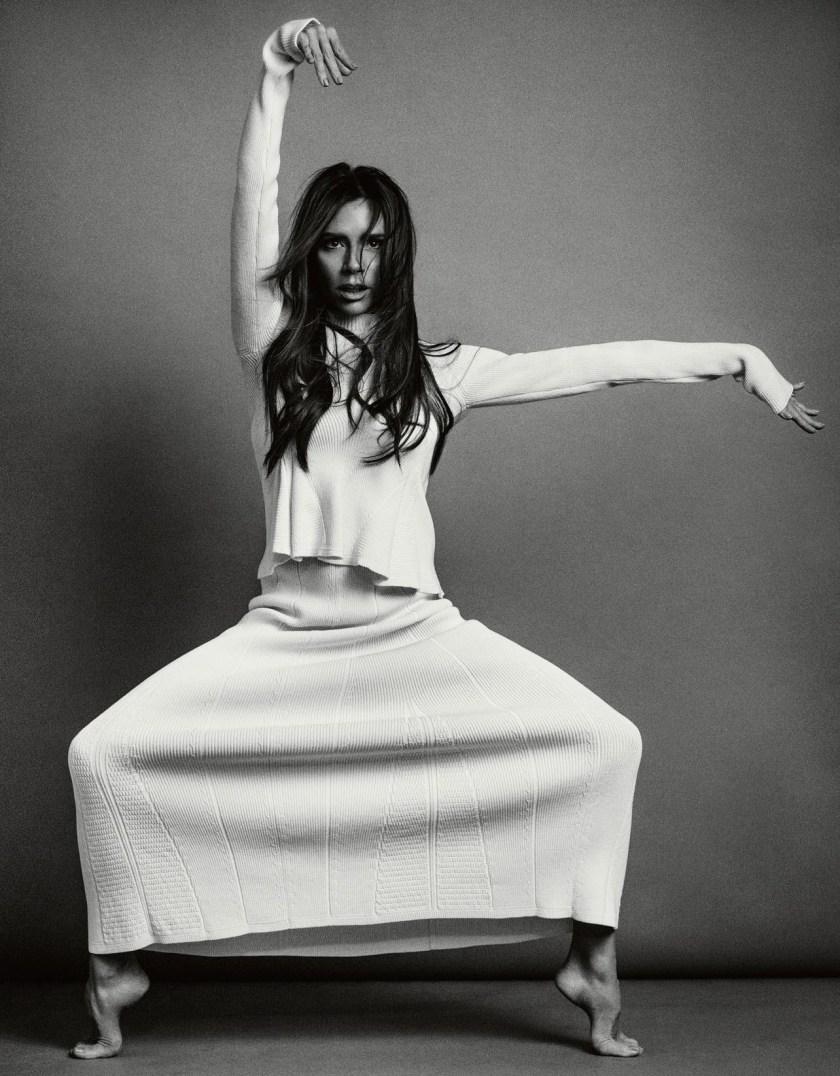 Vogue China Victoria Beckham By Inez Amp Vinoodh Image