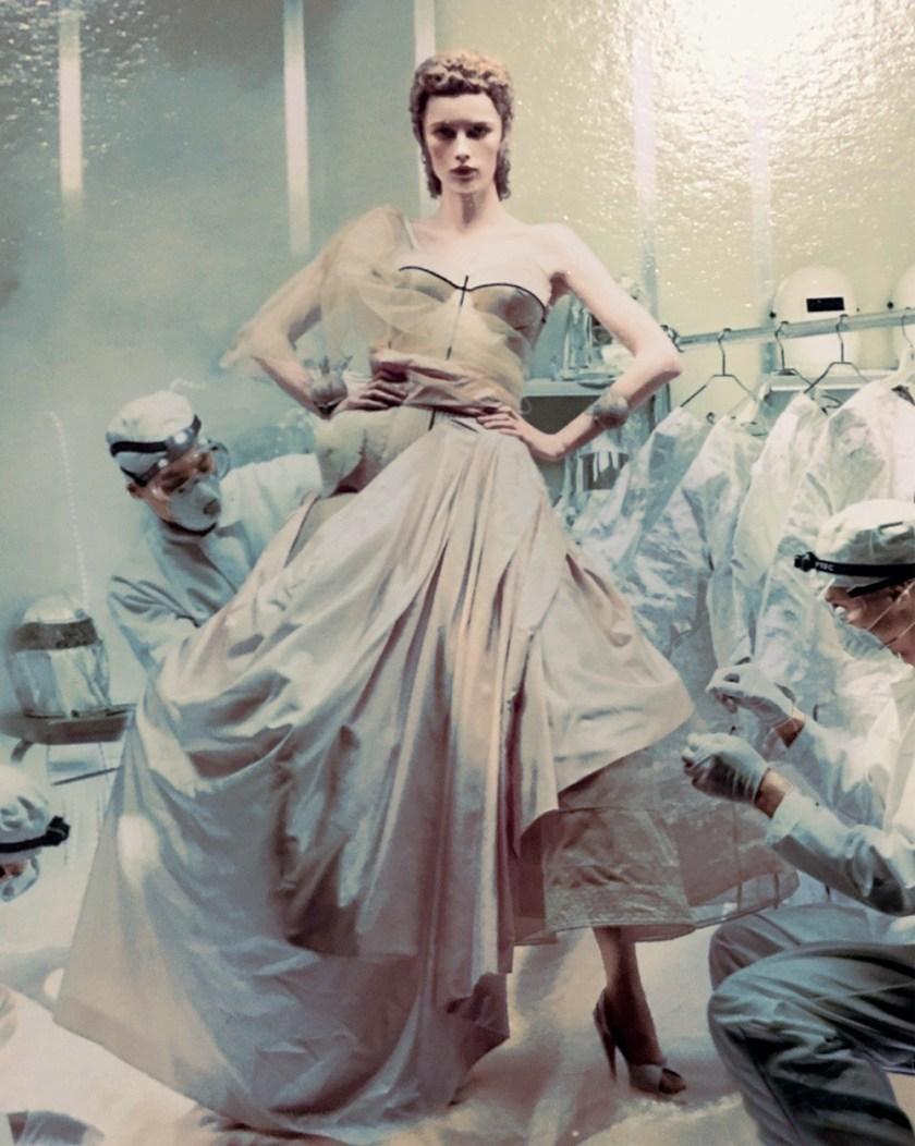 VOGUE MAGAZINE Rianne Van Rompaey by Steven Meisel. Grace Coddington, May 2016, www.imageamplified.com, Image Amplified (2)