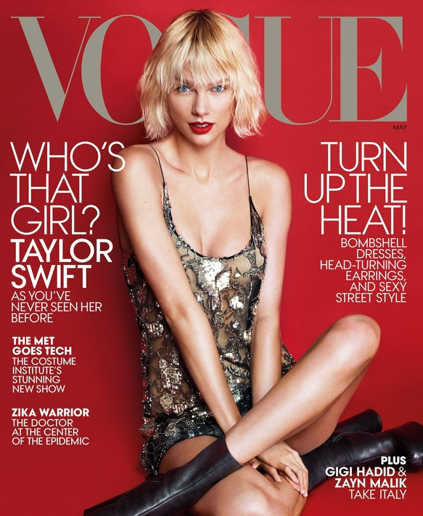 VOGUE MAGAZINE Taylor Swift by Mert & Marcus. Tonne Goodman, May 2016, www.imageamplified.com, Image Amplified (5)