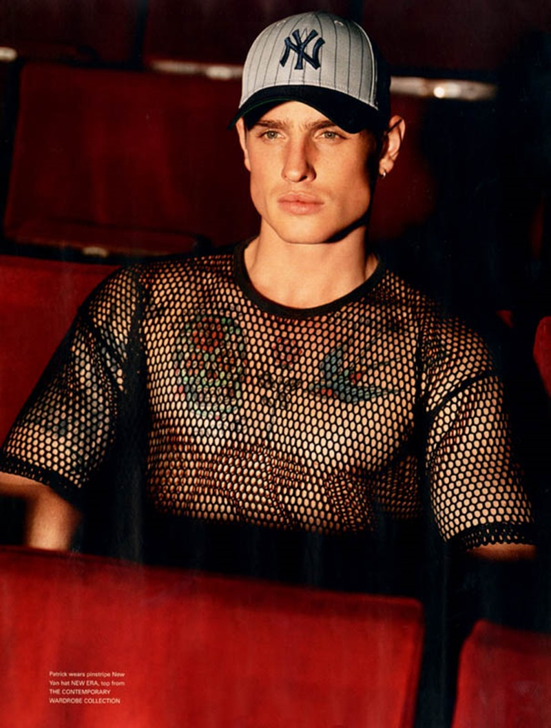 ARENA HOMME   Patrick O'Donnell by Alasdair McLellan. Benjamin Bruno, Spring 2016, www.imageamplified.com, Image Amplified (1)