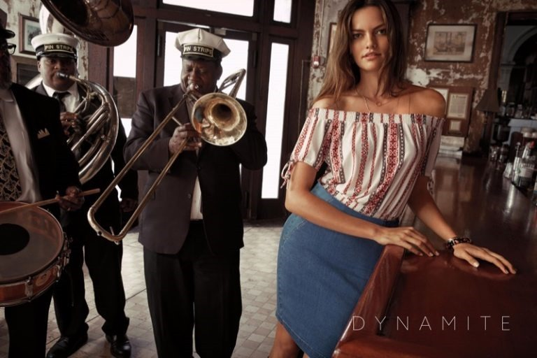 CAMPAIGN Barbara Fialho for Dynamite Summer 2016 by David Roemer. Joanne Blades, www.imageamplified.com, Image Amplified (11)