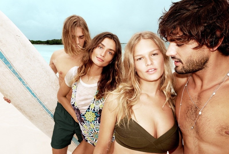 CAMPAIGN H&M Summer 2016. www.imageamplified.com, Image Amplified (1)