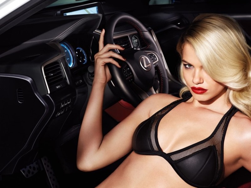 CAMPAIGN Hailey Clauson for Lexus RX 2016 by Nino Munoz. www.imageamplified.com, Image Amplified (3)
